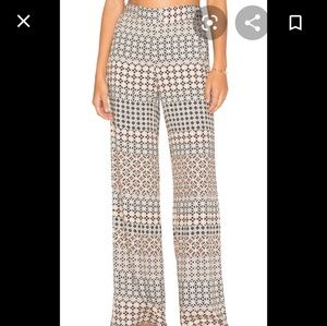 Ella Moss Mosaic Pants Size Medium